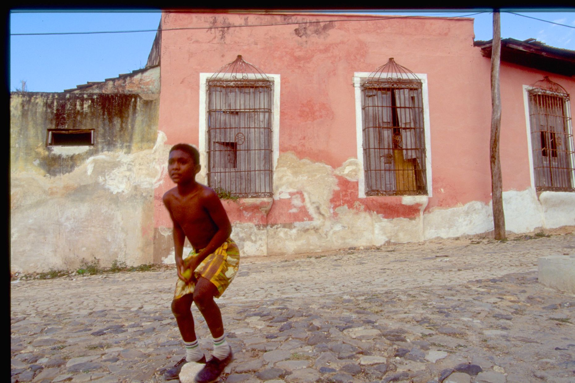 Cuba boy baseball in square-46